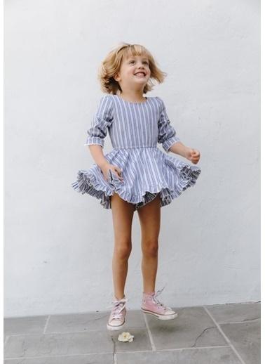 Pinolini Closh Elbise Mavi